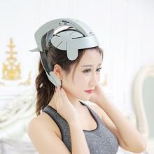 Adjustable Size Head Massager Head Scalp Stress Release Relax Massage Body Massager Acupuncture Points Brain Massage Health Care