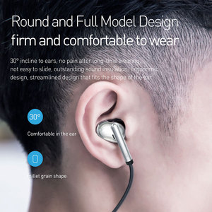 Image 2 - Baseus S30 Bluetooth Earphone For iPhone X Xiaomi Huawei Wireless earphone 5.0 bluetooth wireless headset for phone music