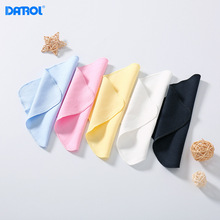 15-50 Pcs High Quality Cotton Baby Towel Wholesale Pure Color Solid Baby Small Towel for Baby Square Towel Baby Handkerchief Bib 1 pcs comfortable cows drawer small infants two colors high quality baby toilet for young children as baby care