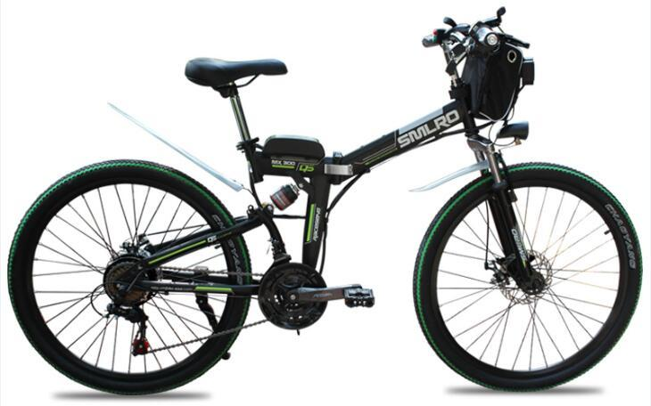 Factory price 21-speed mountain bike mtb bicycle 1000W 48V 13AH e bike for adult 2