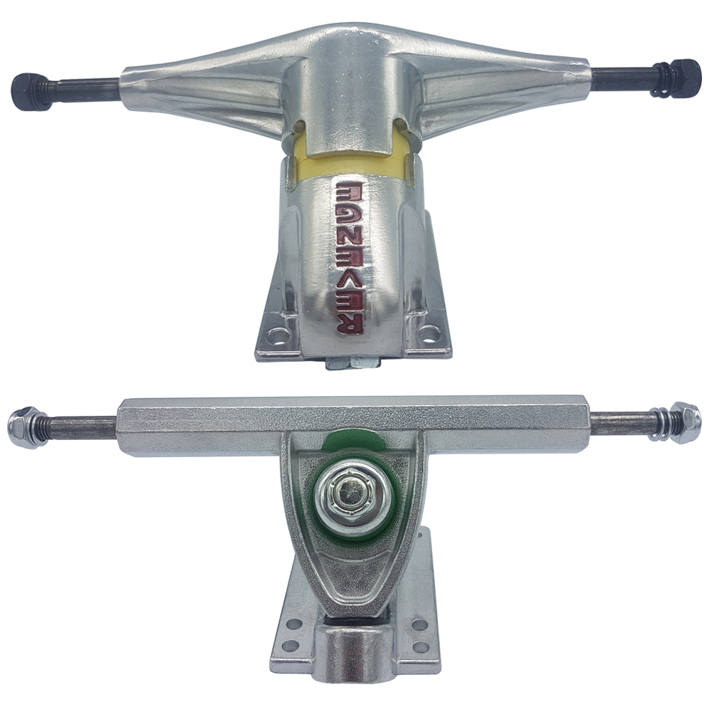 1 Year Quality Warranty 1pair Of 6 Inch Surf Skateboard Trucks 160mm Gravity Casting Technology