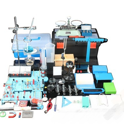 Junior High School Physical Electrical Circuit Experimental Equipment  Include Electricity, Optics, Heat, And Electromagnetism