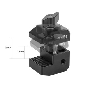 Image 3 - Smallrig Voor Bmpcc 4K Camera Contragewicht Montage Klem Voor Dji Ronin S/Ronin Sc En Zhiyun weebill/Kraan Serie Gimbals 2465