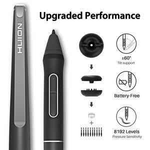 Image 4 - HUION KAMVAS 16 15.6 אינץ עט Tablet צג דיגיטלי גרפיקה ציור צג עט תצוגת צג