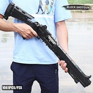 MOULD KÖNIG MOC Kreative Spielzeug Die Desert Eagle Pistole Waffe SWAT Gun Modell Bausteine Ziegel Kinder DIY Spielzeug Weihnachten geschenke