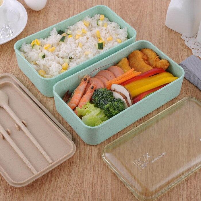 Almoço Casual Saco de Material Escolar