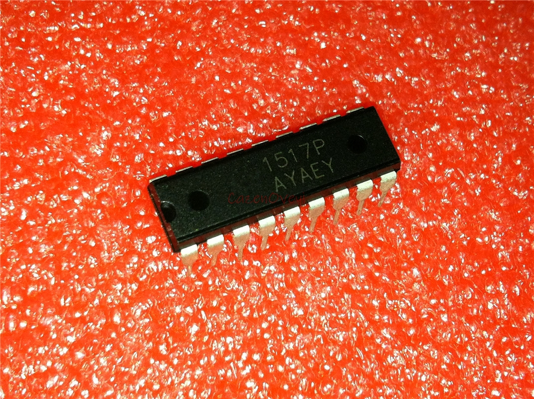5pcs/lot TDA1517P TDA1517 1517P 1517 DIP-18 = UTC1517 YD1517P In Stock