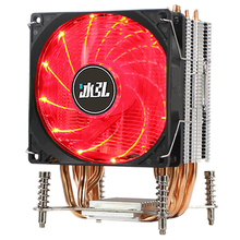 BINGHONG AMD Am3+ CPU Cooler Cooning 9cm Fans 6 copper pipe  CPU Fans Cooler For Am2 Am2+ Am3 Am4 Fm1 Fm2+ кулер id cooling se 214l r intel lga 2011 1366 1151 1150 1155 1156 amd fm2 fm2 fm1 am4 am3 am3 am2 am2