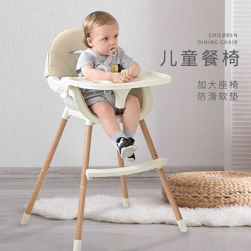 Kitchen Furniture High Chair For Feeding Feeding Dining Chair Baby Dining Chairs Folding Chaise Longue For Children High Chair