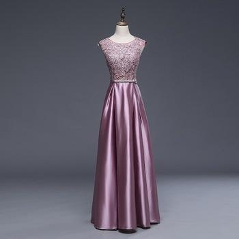 A Line Sequins Golden Evening Dresses 2019 Long Prom Party Dresses Evening Gown Formal Dress Women Elegant Robe De Soiree