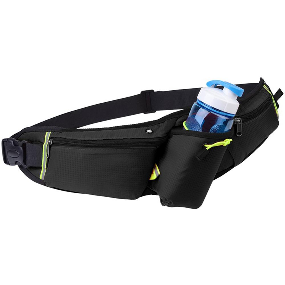 Sports Water Bottle Hip Waist Pack Waterproof Running Climbing Waist Bag For Women Men 2020 Bolsas Feminina Mujer Sac A Main