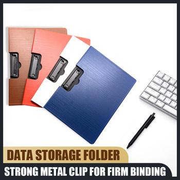 Student Folder informacyjny pianka z tworzywa sztucznego Folder biurowy Folder biurowy A4 Folder materiały biurowe pudełko na dokumenty tanie i dobre opinie CN (pochodzenie) Klip plik Plastic