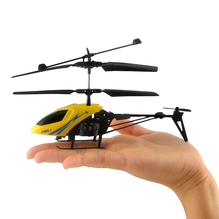 901 Mini 2-Channel Infrared Remote Control Aircraft Small Aircraft Charge Electric Unmanned Aerial Vehicle Airplane Model Toy