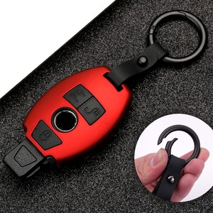 Image 5 - 2019 패션 ABS + 실리카 젤 탄소 섬유 자동차 키 보호 케이스 커버 메르세데스 벤츠 A B R G 클래스 GLK GLA W204 W251 W463 W176