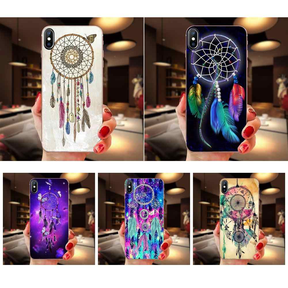 Dream Catcher Aquarel Dreamcatcher Voor Huawei Honor 5C 5X 6A 6X 7 7A 7X 8 8A 8S 8X 9 10 30 Lite Pro Y6 Ii Y7 Y9 Prime 2019