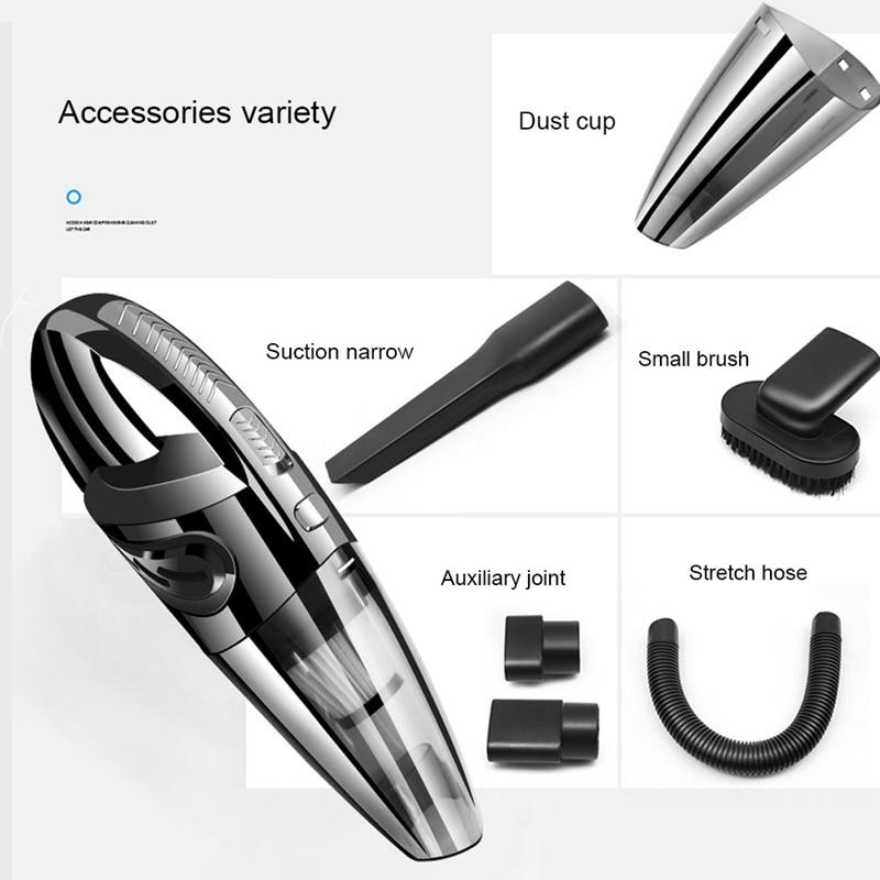 Cordless portable Vacuum  3