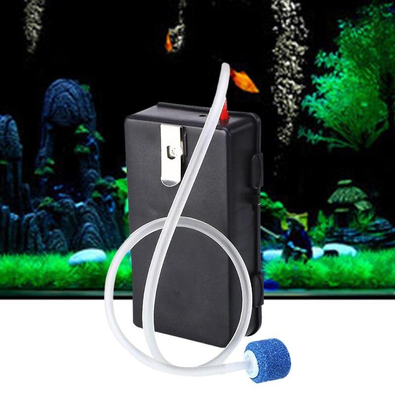 DC900 Air Pump Fishing Aerator Fresh Quiet For Fish Tank Live Bait Aquarium*