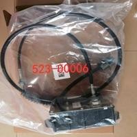 523 00006 21M9 51100 Engine control motor for  DH225 7 DH300 5 excavator parts|Throttle Position Sensor|   -