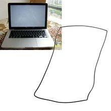 """ЖК-экран дисплей резиновая средняя рамка ободок кольцо для Macbook Air 13,"""" A1369 A1466 2010- год"""