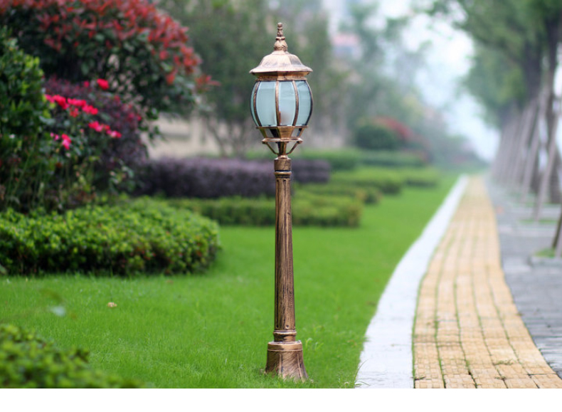 Cheap outdoor lighting