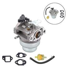 Carburador gcv160 carb junta para honda gcv135 gcv160 gc135 gc160 motores cortador de carburadores tubo filtro dropshipping venda quente