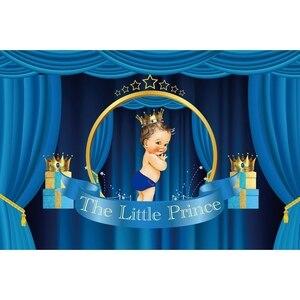 Image 5 - Yeele سعيد 1st عيد ميلاد لدينا الأميرة الصغيرة الذهبي الحدود المشهد التصوير خلفيات التصوير الخلفيات لاستوديو الصور