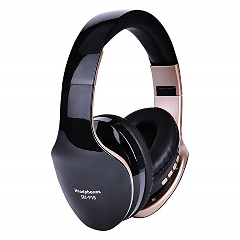 wireless headphones bluetooth earphones wired gaming gamer stereo headset with microphone phone for pc iphone samsung galaxy