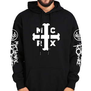 Image 4 - My Chemical Romance Hoodies Schwarz Parade Punk Emo Rock Hoodie Mode Herbst Sweatshirts Herbst Winter Mantel
