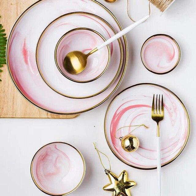 Piatti in Ceramica Fatti a Mano per party e matrimoni e cene romantiche 12