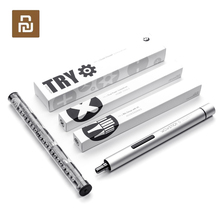 Wowstick Try 1P+ Electric Screwdriver Kit Precision Cordless Aluminum Alloy Body 20pcs S2 Alloy Bits Repair Tool