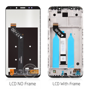 """Image 3 - 10 Raakt 5.99 """"Originele Display Voor Xiaomi Redmi 5 Plus Lcd Touch Screen Met Frame Voor Xiaomi Redmi 5 Plus Lcd Snapdragon 625"""