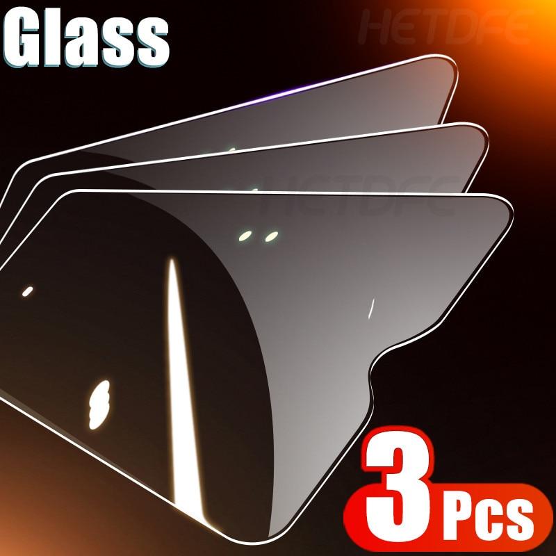 Защитное стекло, закаленное стекло для Samsung Galaxy A10S A20E A20S A21S A30S A40S A50S A70S A02S M10S M30S M21S M31S M20 M40, 3 шт.