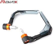 ل KTM Duke 790 Duke 125 200 250 390 790 أحدث جودة عالية للدراجات النارية واقي اليد درع قفازات واقية لليد حامي الزجاج الأمامي