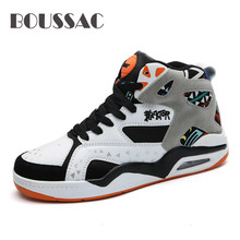BOUSSAC Basket Homme 2019 Hot Sale Basketball Shoes for Men Air Cushion Gym Sport Sneaker Male Ultra Boost Training Shoe