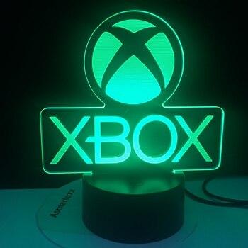 Sube el nivel de tu salón con esta lámpara de Xbox 2