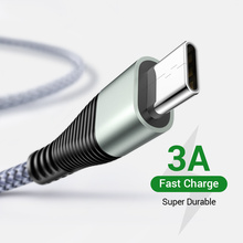 FIVI USB Typ C Kabel für USB C für Samsung S10 S9 S8 huawei xiaomi USB C 3A Schnelle Ladung USB C Kabel ladekabel für huawei