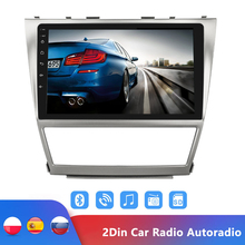 Multimedia Player Car Android 2008 Toyota Camry 2007 Gps Navigation Autor 2-Din radio-Head-Unit