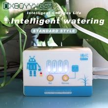 Intelligente Tuin Automatisch Sproeisysteem Apparaat Vetplanten Planten Druppelirrigatie Tool Waterpomp Timer Systeem Controller Druppelen Pijl