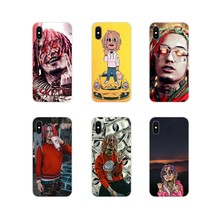 lil pump Accessories Phone Shell Covers For Huawei Honor 4C 5C 6X 7 7A 7C 8 9 10 8C 8S 8X 9X 10I 20 Lite Pro(China)