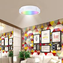 AC 85-265V 60W LED Pendant Light Smartphone Controlled Wifi Smart Ceiling Mounted Lamp