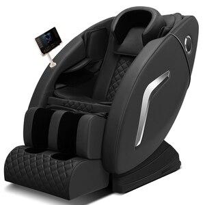 Image 5 - Jare R5 2C Luxus Automatische Shiatsu Kneten Ball Günstige Neue Design Elektrische Null Schwerkraft Erhitzt Hause Körperpflege 4D Massage Stuhl