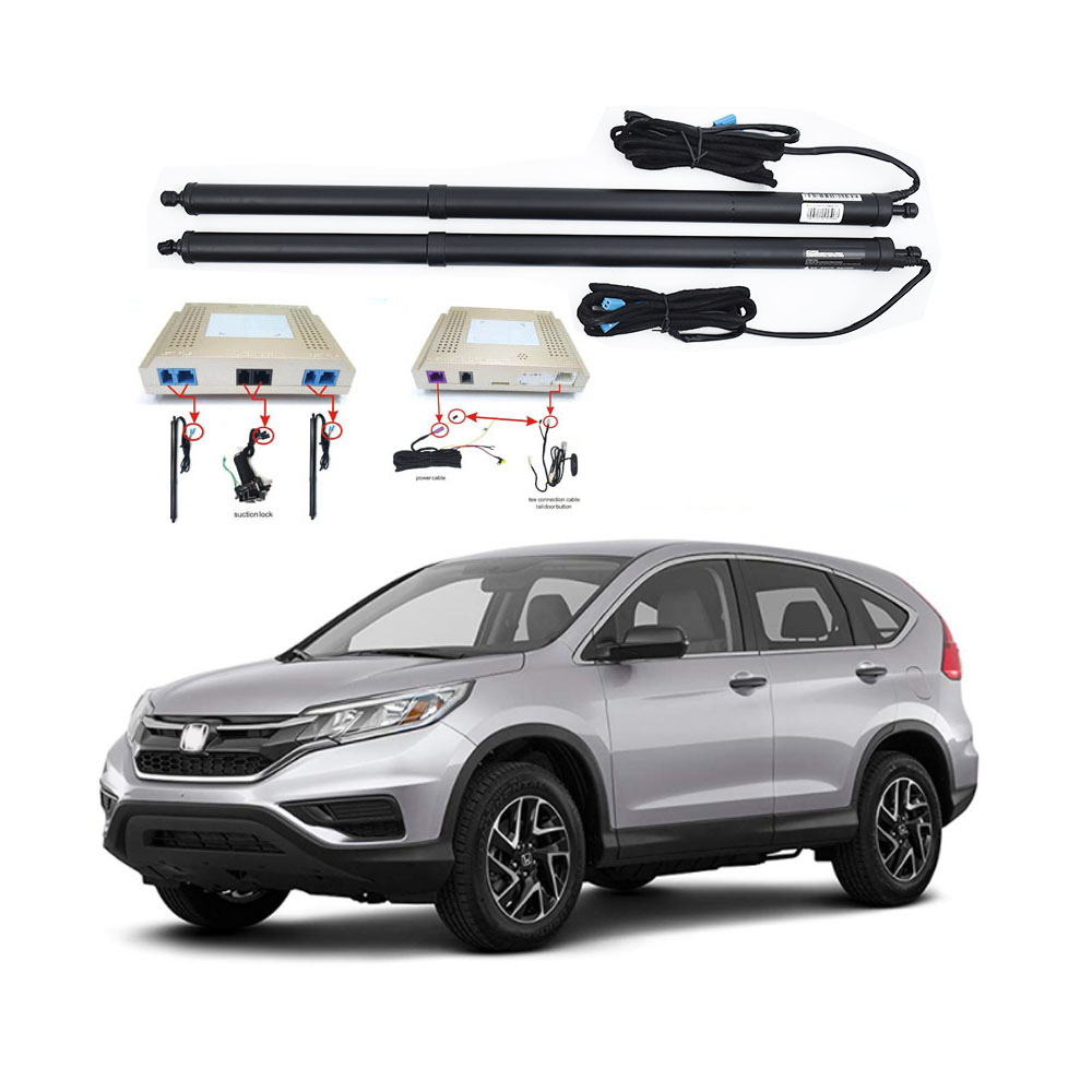 New Electric Tailgate Refitted For HONDA CRV 2017-2020 Tail Box Intelligent Electric Tail Door Power Tailgate Lift Lock