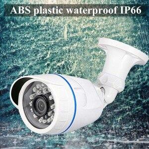 Image 5 - Überwachung Kameras 720P 1080P 4,0 MP AHD Kamera Im Freien Wasserdichte Kugel Kameras Tag & Nacht Überwachung HD 3,6mm Objektiv IR CUT