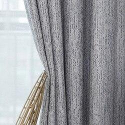 Nowoczesna zasłona zaciemniająca jednolita płócienna kurtyna szenilowa do sypialni salon zasłony zaciemniające na zasłony zasłona