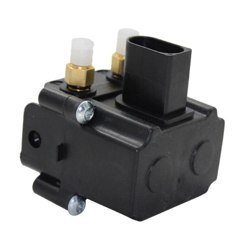For Bmw F01 F02 F07 740I 750I Air Suspension Solenoid Distribution Valve Block 37206875176
