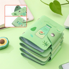 Credit ID Business 20 Cards Holder Women Cartoon Card Case Bags Pocket Clip Package Wallets New Fashion Cardholders Ladies