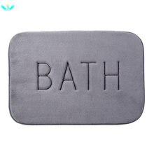 Домашний коврик для ванной нескользящий ковер комнаты 40x60