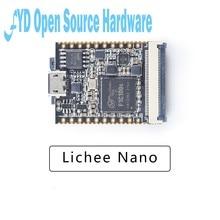 Sipeed lichee nano com flash desenvolvimento linux dev. Placa 16m flash versão iot internet das coisas