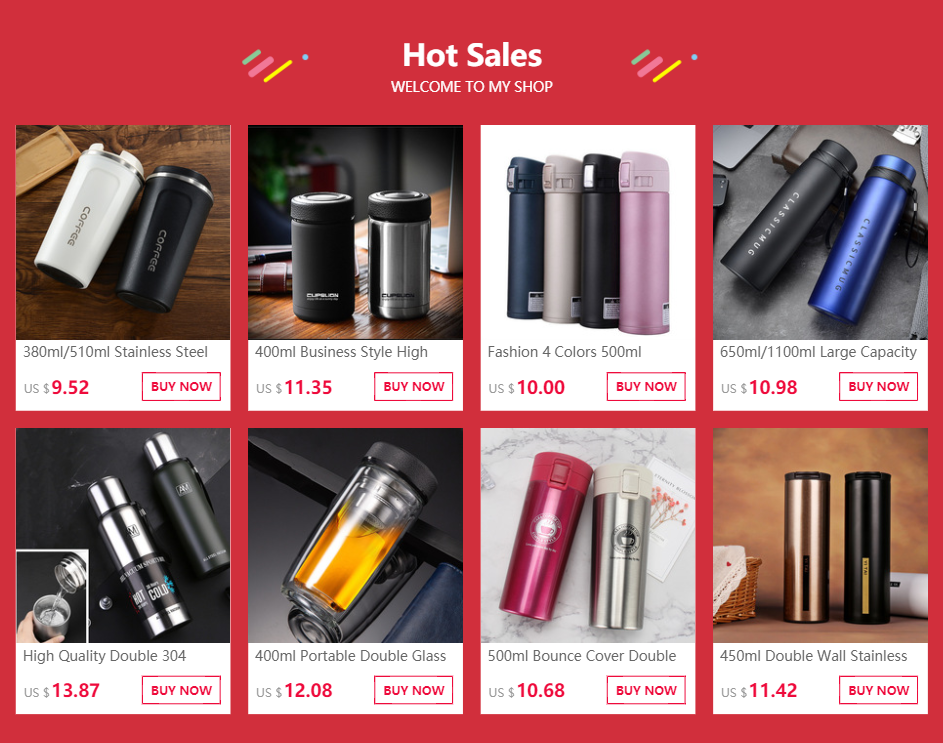 H7e44d0240a7b4102ae09c75fc38b87b5I 400ml Business Style Stainless Steel Thermos Mugs Car Vacuum Flasks Coffee Tea Cups Thermol Water Insulated Bottle Tumbler
