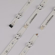 Tira retroiluminação Led lâmpada para LG Innotek 7 17Y 43inch-A-Type 43UJ6300 43UJ6307 43LJ594V HC430DUN SSC_43LJ61_FHD 43UJ630V